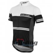 2016 Pearl Izumi Cycling Jersey And Bib Shorts Kit Black And Whi