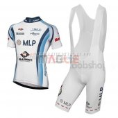 MLP Team Bergstrasse Cycling Jersey Kit Short Sleeve 2014 white