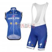 Quick Step Floors Windvest 2017 blue
