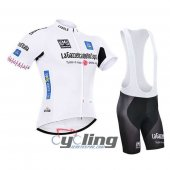 2015 Giro d'Italia Cycling Jersey And Bib Shorts Kit White