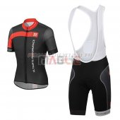 Castelli 3T Cycling Jersey Kit Short Sleeve 2015 black and red