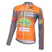 Color Code Cycling Jersey Kit Short Sleeve 2015 Orange
