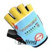 2014 Astana Cycling Gloves