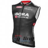 Bora Wind Vest Black And Red 2016