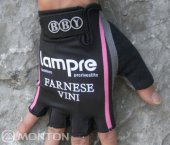 2011 Lampre Cycling Gloves black