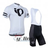 2014 Pearl Izumi Cycling Jersey And Bib Shorts Kit Black And Whi