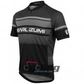 2016 Pearl Izumi Cycling Jersey And Bib Shorts Kit Black And Gra