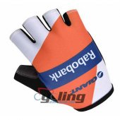 2014 Cycling Gloves Orange And Blue