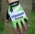 2011 Liquigas Cycling Gloves green