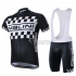 2015 Nalini Cycling Jersey And Bib Shorts Kit Black And White