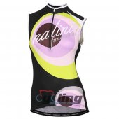 Women Nalini Wind Vest Black 2016