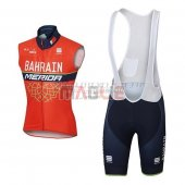Bahrain Merida Windvest 2017 red