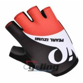 2014 Cycling Gloves Black And Orange