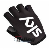 2014 Cycling Gloves Black And White