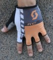 2016 Scott Cycling Gloves orange