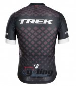 2016 Trek Factory Cycling Jersey And Bib Shorts Kit Black