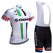 2017 Giant Cycling Jersey and Bib Shorts Kit black