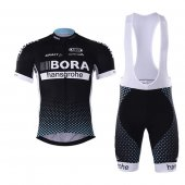 2017 Bora Cycling Jersey and Bib Shorts Kit deep white