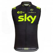Sky Wind Vest 2016 Black And Green