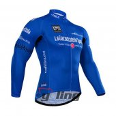2015 Giro d'Italia Long Sleeve Cycling Jersey And Bib Pants Kits