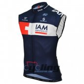 IAM Wind Vest Black And Red 2016