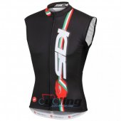 Sidi Wind Vest Black And Red 2014