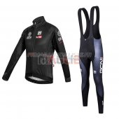 Global Cycling Network Cycling Jersey and Kit Long Sleeve 2016 black
