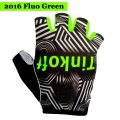 2016 Saxo Bank Tinkoff Cycling Gloves black