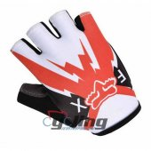 2014 Cycling Gloves Orange And White