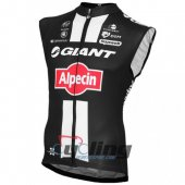 Giant Wind Vest Black And Red 2016