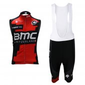 2017 BMC Wind Vest red and black