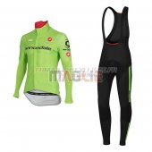 Cannondale Cycling Jersey Kit Long Sleeve 2017 green