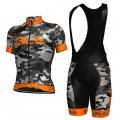 2017 ALE Cycling Jersey and Bib Shorts Kit camouflage