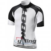 2016 Look Cycling Jersey And Bib Shorts Kit Black And White