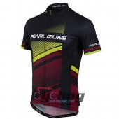 2016 Pearl Izumi Cycling Jersey And Bib Shorts Kit Black And Red