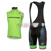 Cannondale Windvest 2017 green