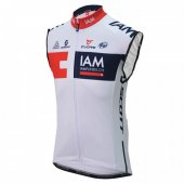 IAM Wind Vest 2016 White And Blue