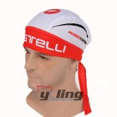 2015 Castelli Cycling Scarf White And Red
